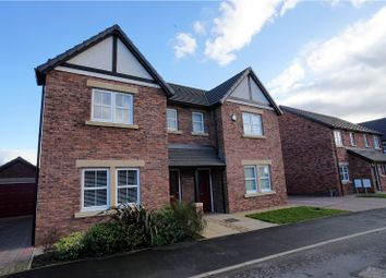 Thumbnail 3 bed semi-detached house for sale in Maxwell Drive, Carlisle
