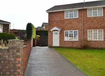 Thumbnail 2 bed semi-detached house to rent in 100, Sycamore Drive, Barnfields, Newtown, Powys