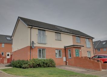 Thumbnail 1 bedroom flat for sale in Lydney Court, Throckley, Newcastle Upon Tyne