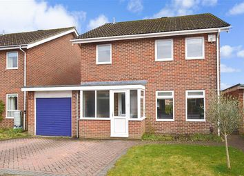 Thumbnail 4 bed detached house for sale in Long Down, Petersfield, Hampshire