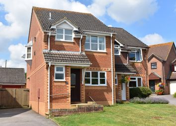 Thumbnail 3 bed semi-detached house for sale in Thomas Hardy Close, Sturminster Newton