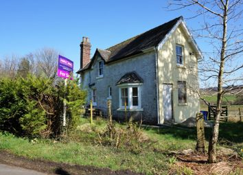 Thumbnail 3 bed detached house for sale in Station House, Cynghordy, Llandovery, Carmarthenshire