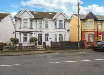Thumbnail 3 bed semi-detached house for sale in Beaufort Road, Ebbw Vale, Blaenau Gwent