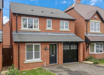 Thumbnail 3 bed detached house for sale in Vessey Court, Wellington, Telford