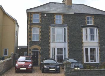 Thumbnail 6 bed semi-detached house for sale in Bron Y Garth, Pier Road, Tywyn, Gwynedd