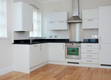 Thumbnail 2 bed flat to rent in Border Crescent, London