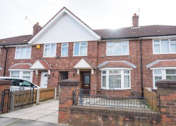 Thumbnail 3 bed terraced house for sale in Fairmead Road, Norris Green, Liverpool