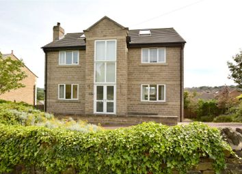 Thumbnail 5 bed detached house for sale in Hough Side Lane, Pudsey, West Yorkshire
