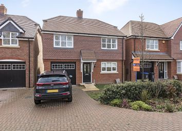 Thumbnail 4 bed property for sale in Blackbird Lane, Goring-By-Sea, Worthing