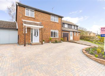 Thumbnail 4 bed detached house for sale in Welbeck Rise, Harpenden, Hertfordshire