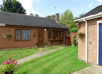 Thumbnail 2 bed bungalow for sale in Bramley Court, Gainsborough