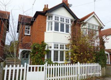 Thumbnail 3 bed semi-detached house for sale in Roman Lea, Cookham, Maidenhead