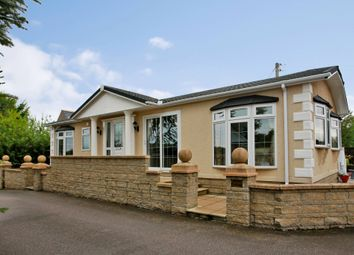 Thumbnail 2 bedroom mobile/park home for sale in Hillhead Caravan Park, Kintore, Inverurie