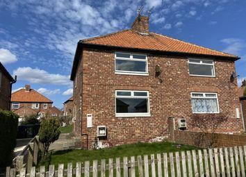 Thumbnail 3 bed semi-detached house to rent in Glebe Avenue, Easington, Peterlee