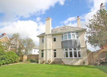 Thumbnail 4 bedroom detached house for sale in Russell Avenue, Hartley, Plymouth