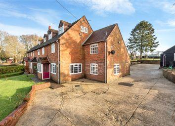 Thumbnail 3 bed end terrace house for sale in Ashton Cottages, Ashton Lane, Bishops Waltham, Hampshire
