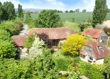 Thumbnail 5 bed detached house for sale in Rackham, Pulborough, West Sussex