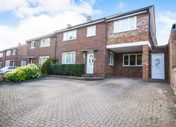 Thumbnail 4 bed semi-detached house for sale in Coningsby Bank, St.Albans
