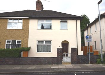 Thumbnail 3 bed semi-detached house for sale in Egerton Road, Hartshill, Stoke-On-Trent