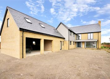 Thumbnail 5 bed country house for sale in Grange Road, Blunham, Bedfordshire