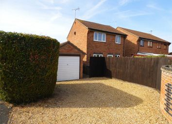 Thumbnail 3 bed detached house to rent in Fraser Close, Deeping St James, Peterborough, Lincolnshire