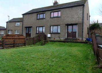 Thumbnail 3 bed semi-detached house for sale in Morven Place, Thurso