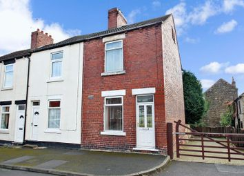Thumbnail 2 bed terraced house for sale in New Street, South Hiendley, Barnsley