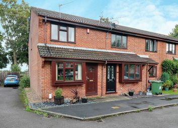 Thumbnail 2 bedroom end terrace house for sale in Honeywood Close, Hilsea, Portsmouth