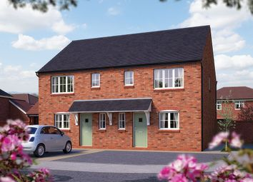 "Thumbnail 3 bed semi-detached house for sale in ""The Southwold"" at Ashlawn Road, Rugby"