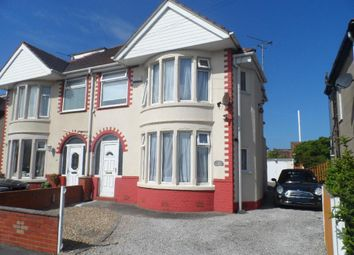Thumbnail 3 bed semi-detached house for sale in Lyddesdale Avenue, Cleveleys