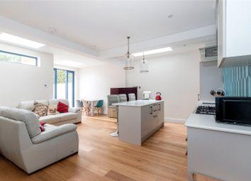 Thumbnail 3 bed flat to rent in Kenyon Street, Fulham, London