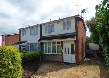 Thumbnail 3 bed semi-detached house for sale in Wordsworth Way, Alsager, Cheshire