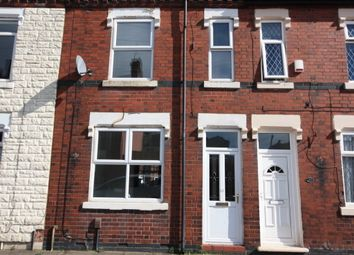 Thumbnail 3 bed town house for sale in Taylor Street, Goldenhill, Stoke-On-Trent