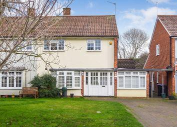 3 bed semi-detached house for sale in Watlington Road, Harlow, Essex CM17