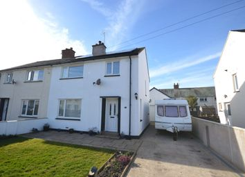 Thumbnail 3 bed semi-detached house for sale in Coniston Avenue, Flimby, Maryport