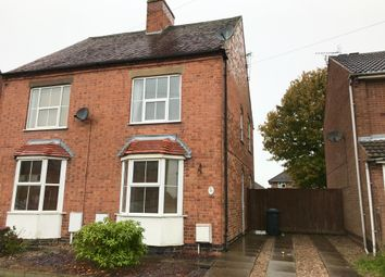 Thumbnail 3 bed property to rent in Mill Lane, Newbold Verdon, Leicester