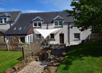 Thumbnail 3 bed semi-detached house for sale in Oxnam, Jedburgh