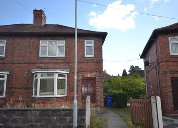 Thumbnail 2 bedroom semi-detached house to rent in School Road, Stoke-On-Trent