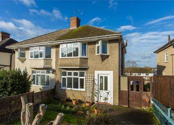 Thumbnail 3 bed semi-detached house to rent in Derwent Avenue, Headington, Oxford