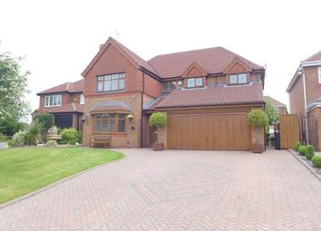 Thumbnail Detached house for sale in Gulvain Place, Chadderton, Oldham