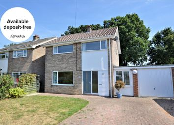 Thumbnail 3 bed detached house to rent in Keith Road, Swanton Morley, Dereham