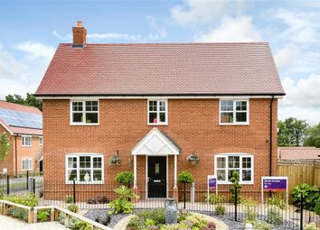 Thumbnail 4 bed property for sale in Chequers Road, Tharston, Norwich