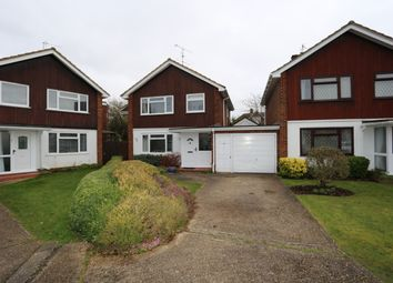 Thumbnail 4 bed detached house for sale in Ashtrees Road, Woodley, Reading