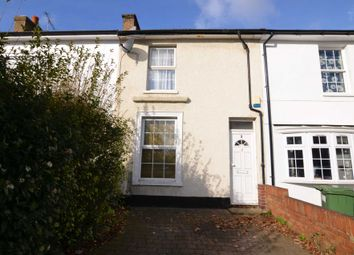Thumbnail 2 bed terraced house for sale in Church Road, Sidcup