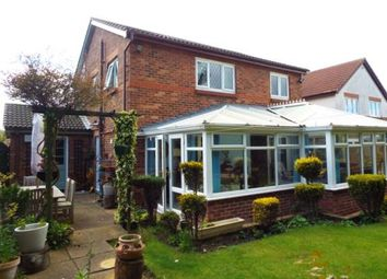 Thumbnail 4 bedroom detached house for sale in Haversham Close, Newcastle Upon Tyne, Tyne And Wear