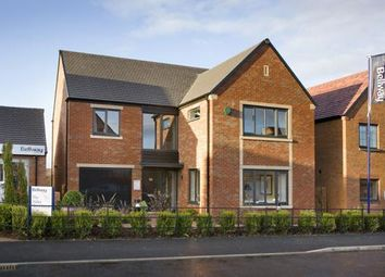 Thumbnail 4 bedroom detached house for sale in Earsdon View, Off Earsdon Road, Shiremoor