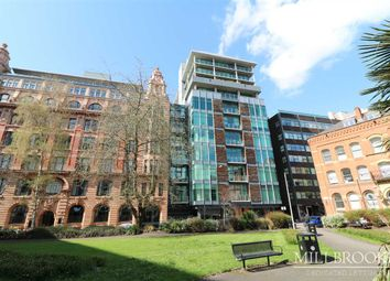 Thumbnail 2 bed flat to rent in Century Buildings, Parsonage Gardens, Manchester
