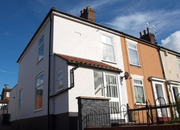 Thumbnail 2 bed end terrace house to rent in Drayton Road, Norwich