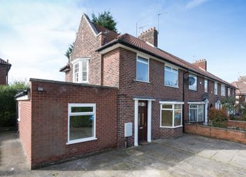 Thumbnail 3 bed semi-detached house for sale in Newenham Crescent, Liverpool, Merseyside