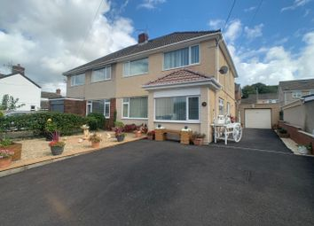 Thumbnail 3 bed semi-detached house for sale in Woodville Street, Pontarddulais, Swansea